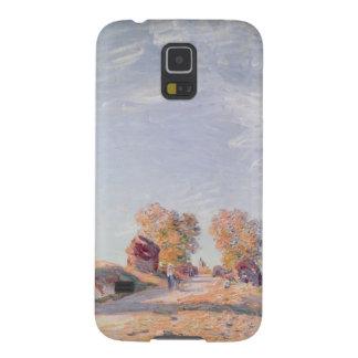 Protections Galaxy S5 Route ascendante d'Alfred Sisley | en soleil