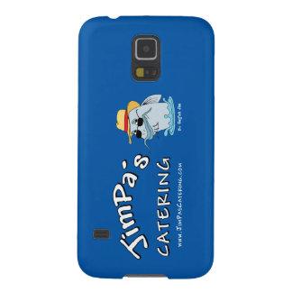 Protections Galaxy S5 Samsung de JimPa téléphonent des cas