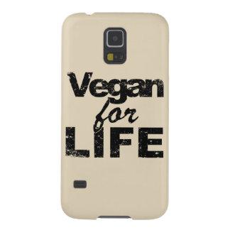 Protections Galaxy S5 Végétalien pendant la VIE (noir)