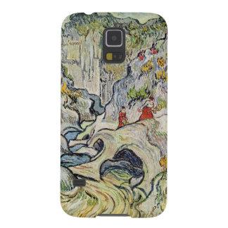Protections Galaxy S5 Vincent van Gogh | le ravin du Peyroulets