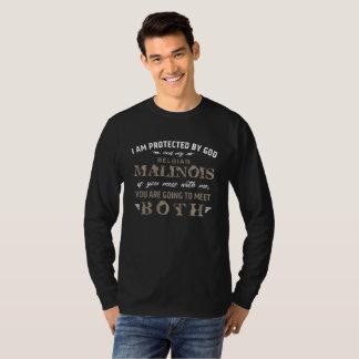 Protégé par le berger belge - Malinois T-shirt