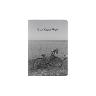 Protège-passeport Vélo à la couleur choisie de Mackinac