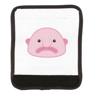 Protège Poignée Pour Bagage Enveloppe de poignée de bagage de Blobfish
