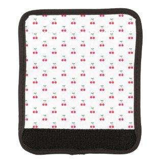 Protège Poignée Pour Bagage Enveloppe de poignée de bagage de motif de cerise