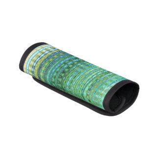 Protège Poignée Pour Bagage Enveloppe de poignée de bagage du plancton végétal