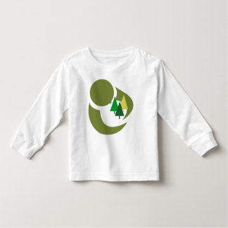 Protégez l'enfant en bas âge d'arbres t-shirt pour les tous petits