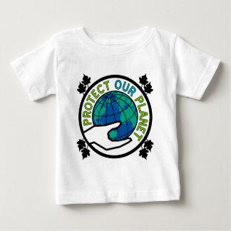 Protégez notre planète t-shirts