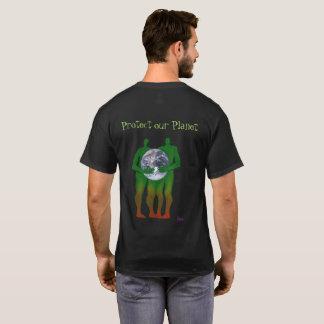 Protégez notre T-shirt de planète