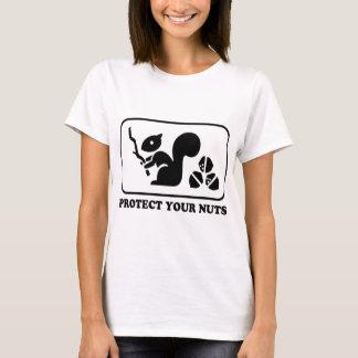 Protégez vos écrous t-shirt