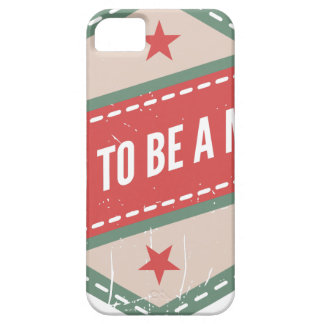 Proud to be a Maker vintage logo Coque Case-Mate iPhone 5