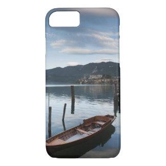 Province de l'Italie, Novare, Orta San Giulio. Coque iPhone 7