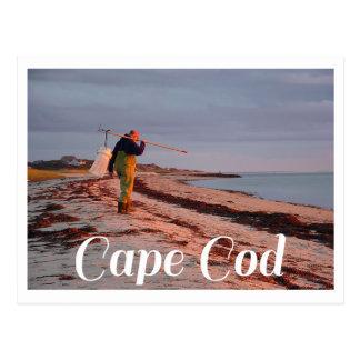 Provincetown, carte postale du Massachusetts Cape
