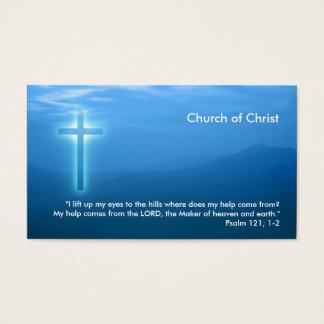 Psaume 121 ; 1 croix chrétiennes pipe% cartes de visite