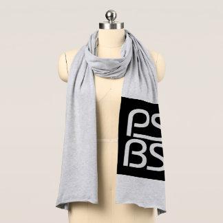 PSBS - Écharpe grise de Heather Jersey