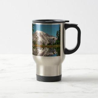 Psyché Mt de Tahomas de parc plus pluvieux Mug De Voyage