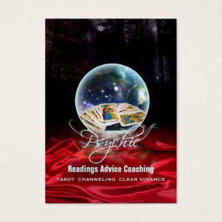 PSYCHIQUE - affaires, profil, carte de programme