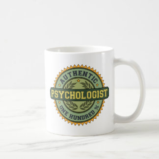 Psychologue authentique mug