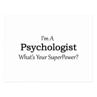 Psychologue Cartes Postales