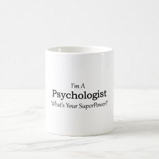 Psychologue Mug