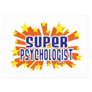 Psychologue superbe carte postale