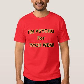 PSYCHOPATHE pour l'USAGE de PSYCH T-shirts