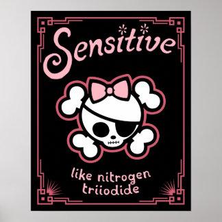Psychopathe sensible poster
