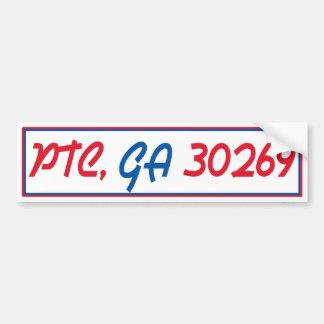 Ptc GA 30269 texte Adhésif Pour Voiture