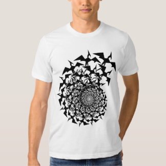Ptérodactyle de Fractyl T-shirts
