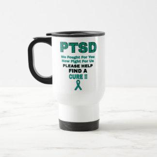 PTSD que nous avons lutté pour vous… Mug De Voyage