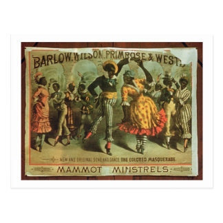 Publicité par affichage Barlow, Wilson, primevère Carte Postale