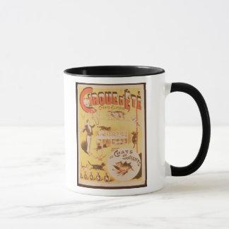 Publicité par affichage le d'Ete de Cirque dans Mugs