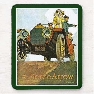 Publicité vintage de Pierce-Flèche Tapis De Souris