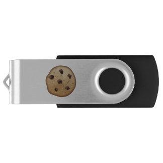 Puce de chocolat - Emoji Clé USB 3.0 Swivel