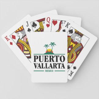 Puerto Vallarta Mexique Jeux De Cartes