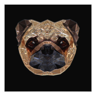 Pug_20170601_by_JAMColors Photographie D'art