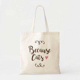 Puisque sac fourre-tout à chats