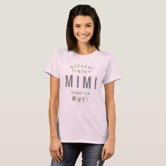 Puisque tee - shirt Mimi T-shirt