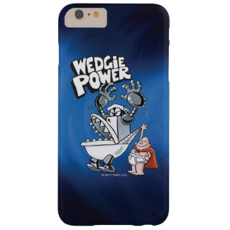 Puissance de capitaine Underpants   Wedgie Coque iPhone 6 Plus Barely There