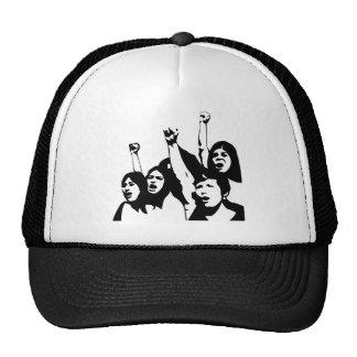 Puissance de femmes casquette de camionneur