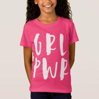 Puissance de fille T-Shirt