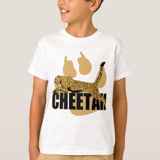 Puissance de guépard t-shirt