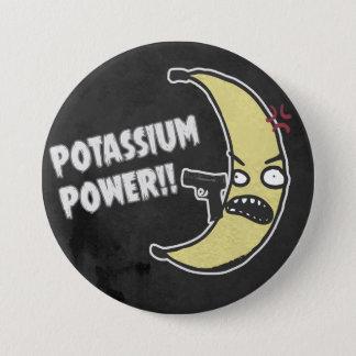 Puissance de potassium badges