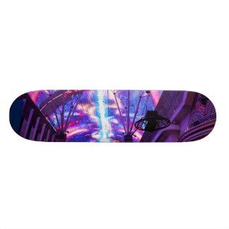 Puissance de rue de Fremont Plateau De Skateboard