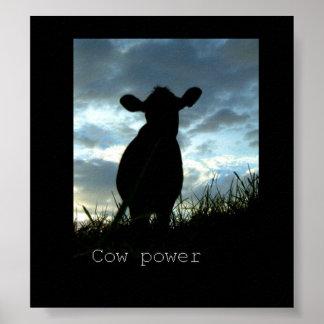 puissance de vache posters