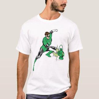 Puissance verte de lanterne t-shirt
