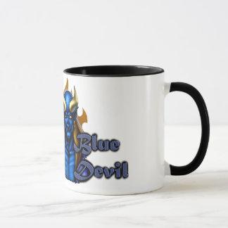 Puissances de tasse de diable bleu de l'Atlantide
