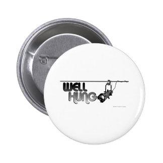 Puits accroché (ellipsoïde) badges