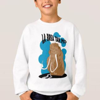 Puits de goudron de Brea de La gigantesques Sweatshirt