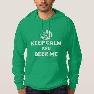 Pull À Capuche Bière je chemise potable de jour drôle de St