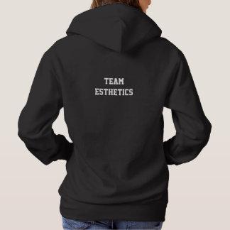 Pull À Capuche Esthétique d'équipe